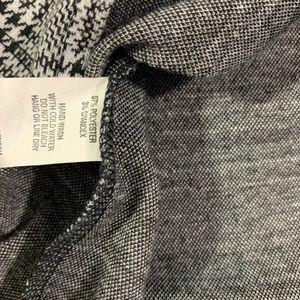 Popular Basics Dresses - Popular Basics Grey Plaid Bodycon Dress